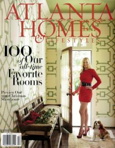 On the Cover: Alison Womack Jowers of Womack Interiors