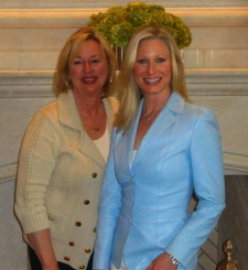 Cheryl and Alison Womack of Womack Interiors